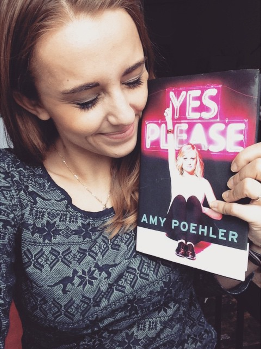 Amy Poehler, Yes Please – Review