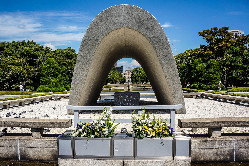 How we talk about war: Hiroshima Peace Museum