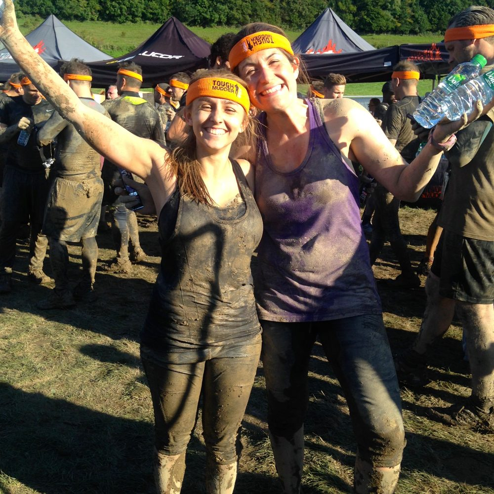 TOUGH MUDDER 2015!