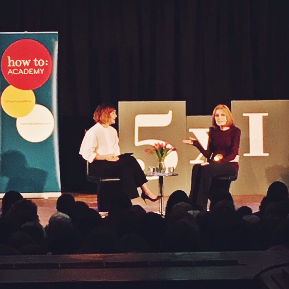 An Evening with Gloria Steinem and Emma Watson