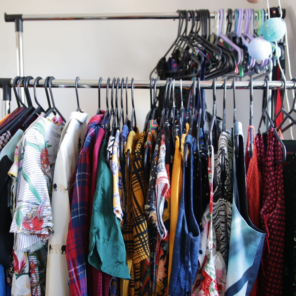 Self Esteem Journey: Getting Rid of Clothes That Don't Fit Me