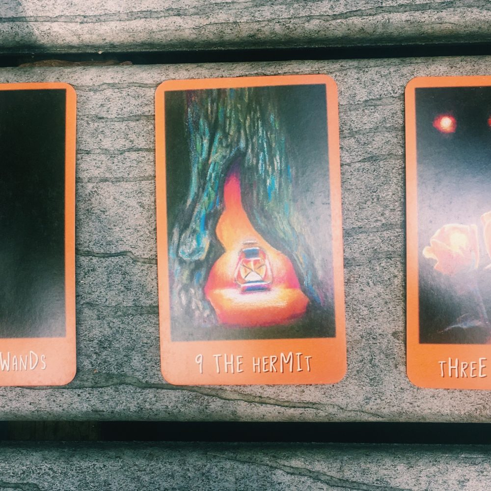 My Tarot Card Reading Came True