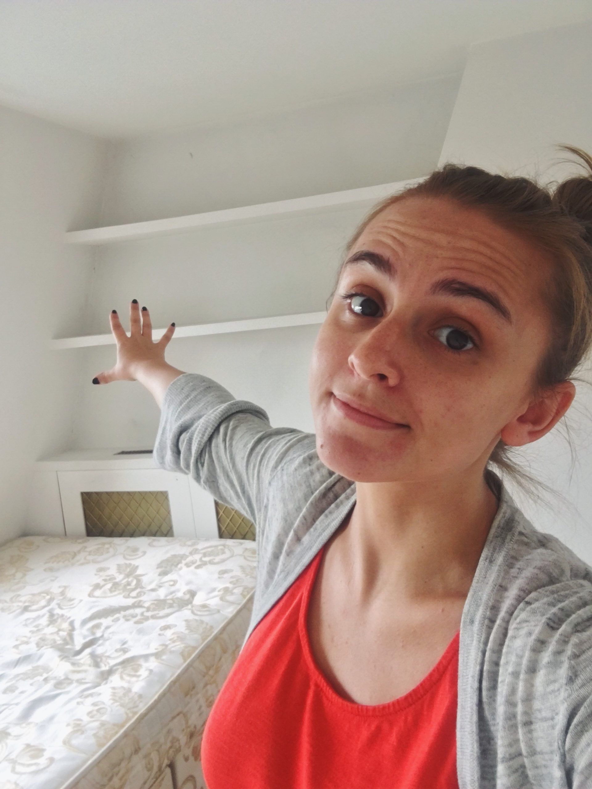 Living in limbo and (finally) moving house!